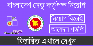 বাংলাদেশ সেতু কর্তৃপক্ষ নিয়োগ বিজ্ঞপ্তি | চাকরির খবর BBA Job Circular 2020