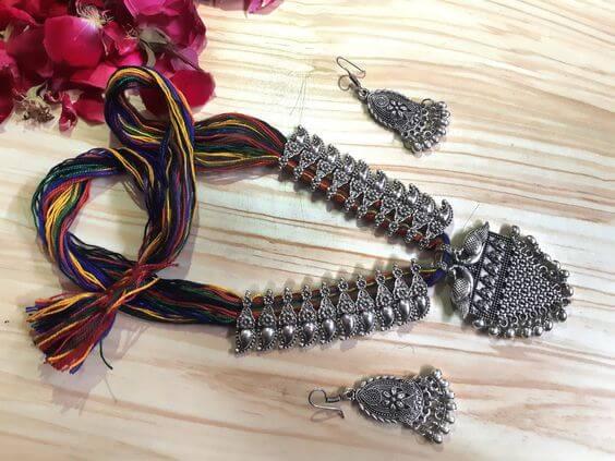 indian silver jewellery karukormo queen of jewellery
