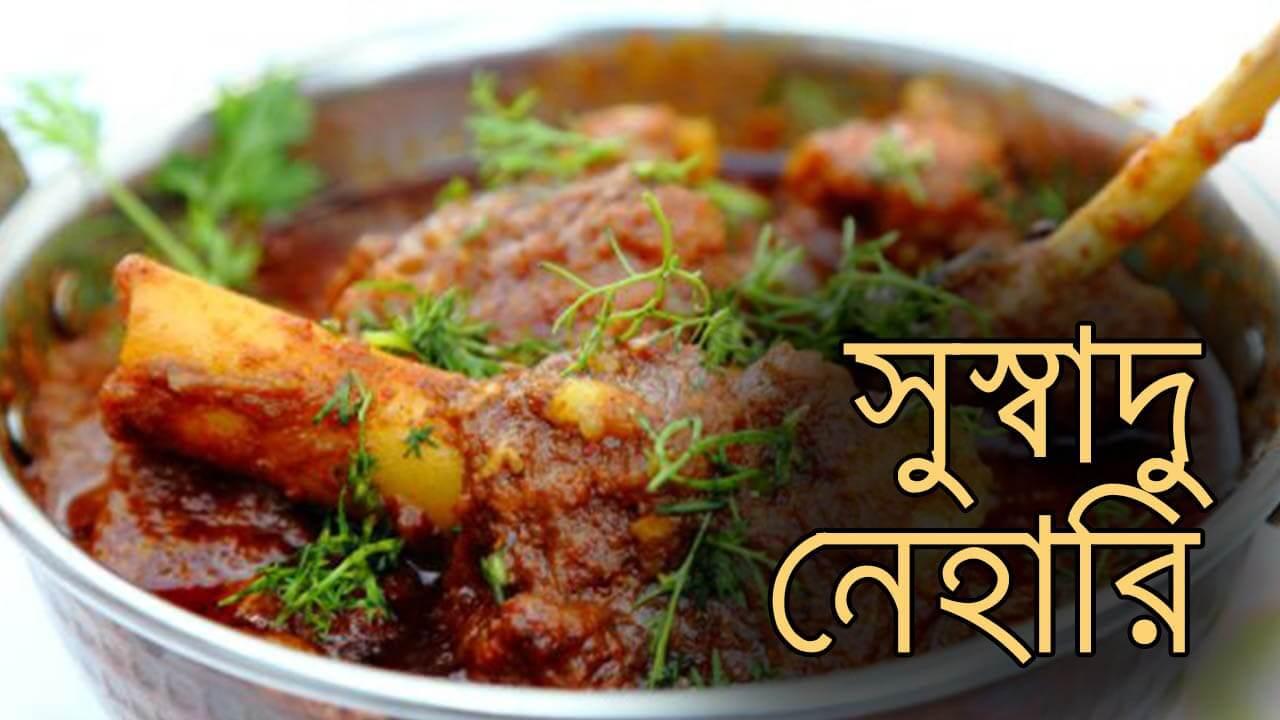 সুস্বাদু নেহারি রেসিপি